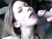 Una buona moglie fa sesso orale ogni giorno